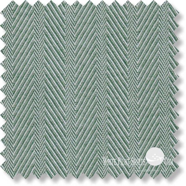 Green herringbone 100 cotton dobby dress shirts for White herringbone dress shirt