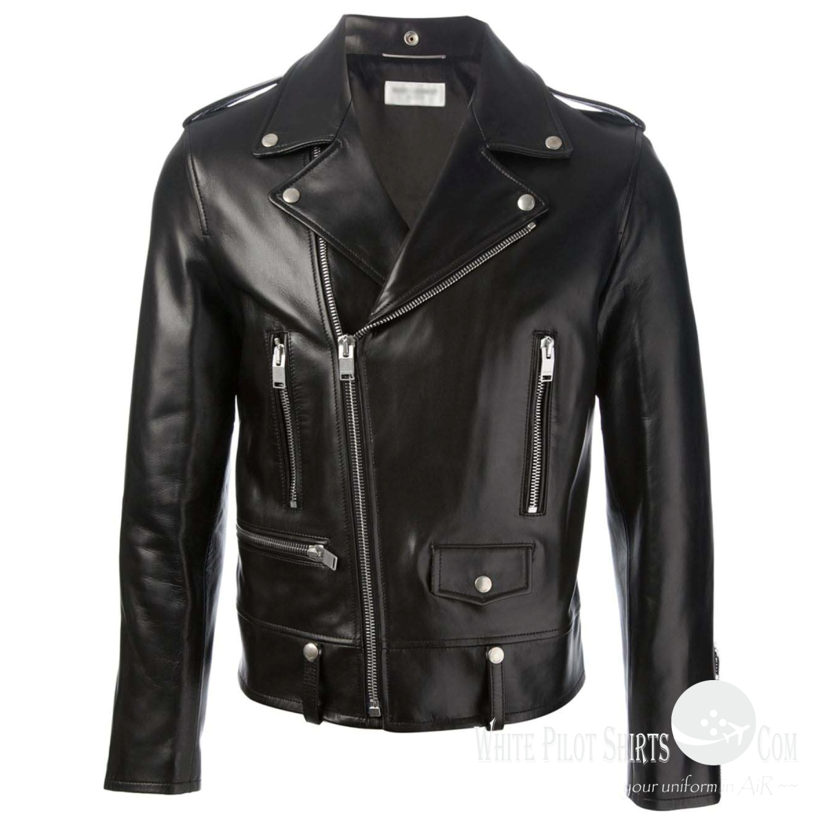 Mens nappa leather jackets