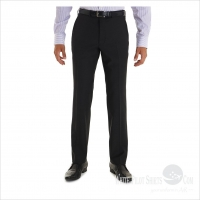 Woollen Trousers Charcoal