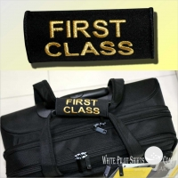 First Class handle wrap